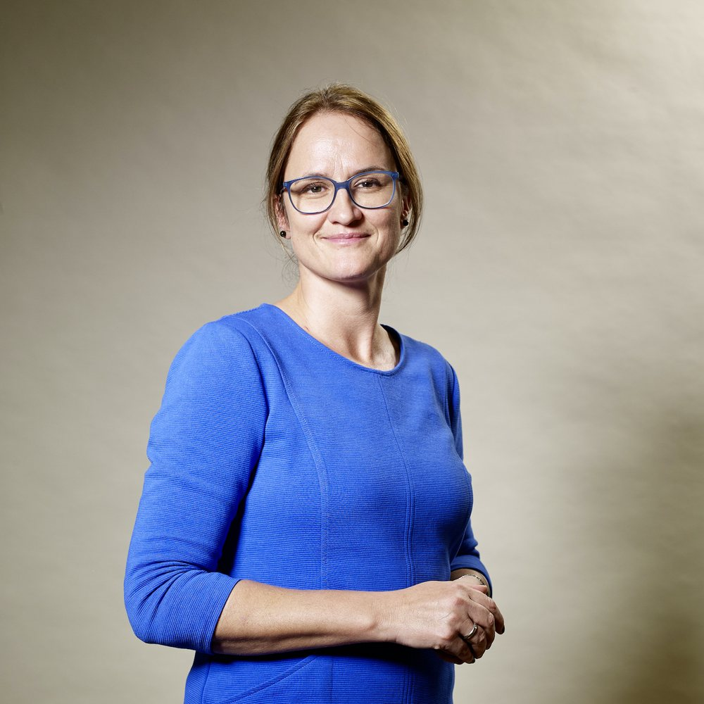 Portrait: Ursula Leber