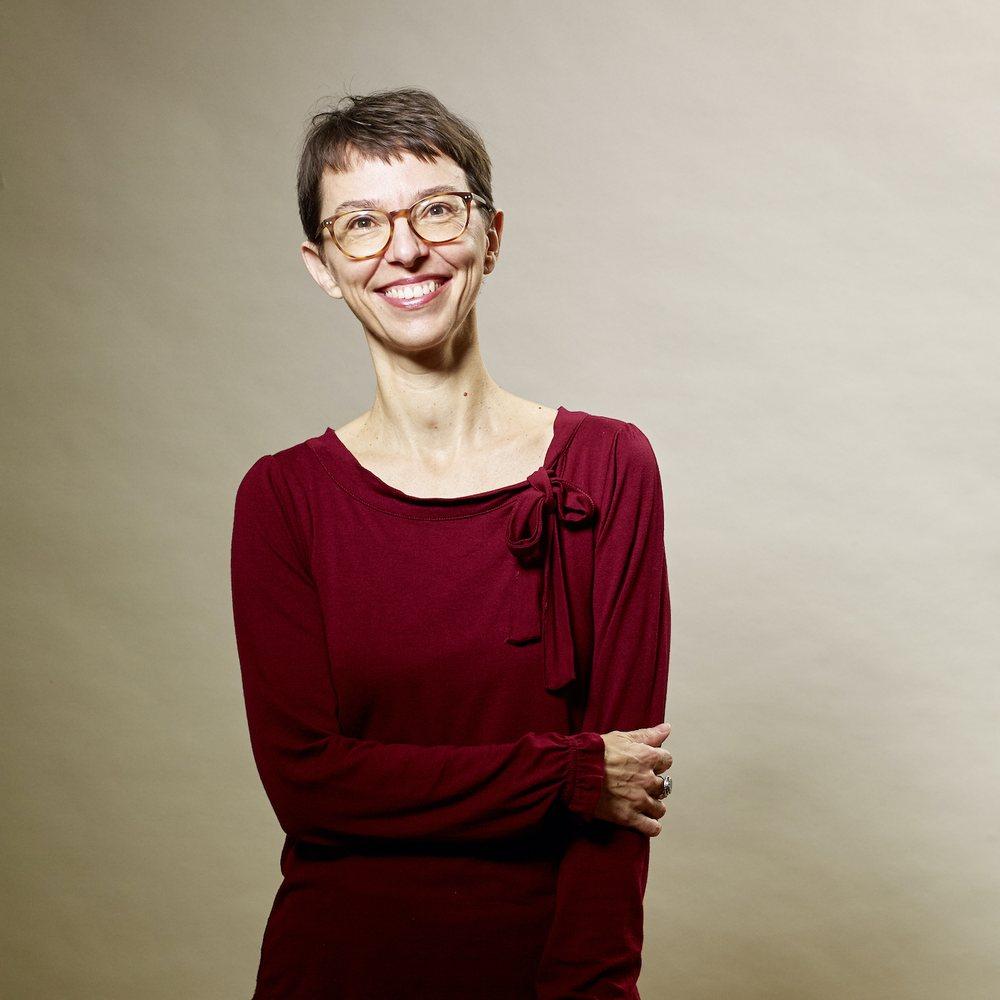 Portrait: Ursula Gröppel