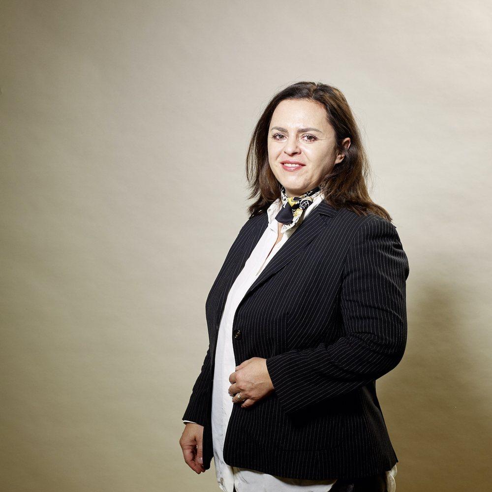 Portrait: Elisabeth Zakl-Buchner