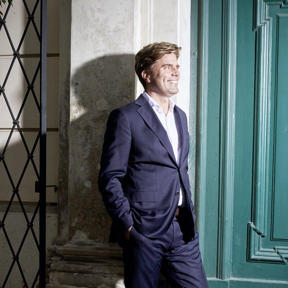 Portrait: Rainer Beetz