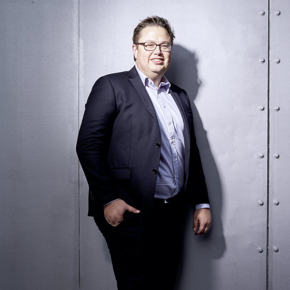 Portrait: Matthias Brunner