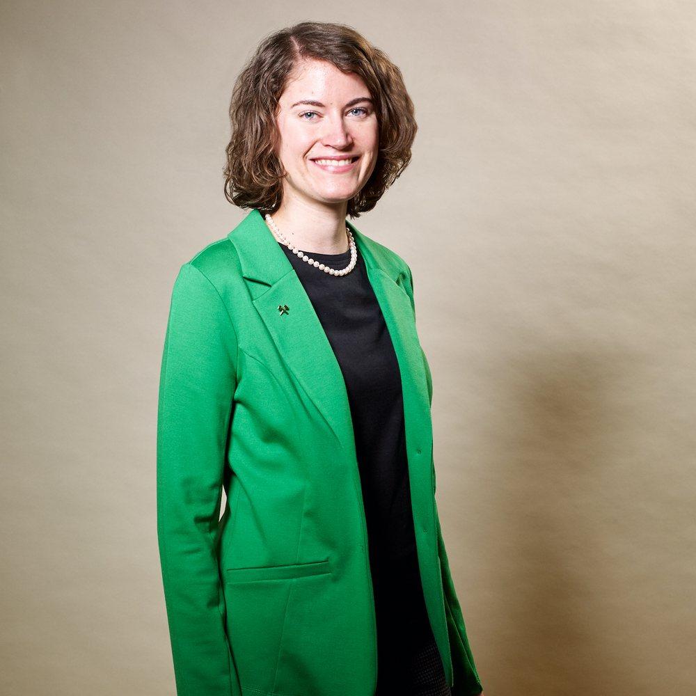 Portrait: Doris Darya Fleischmann